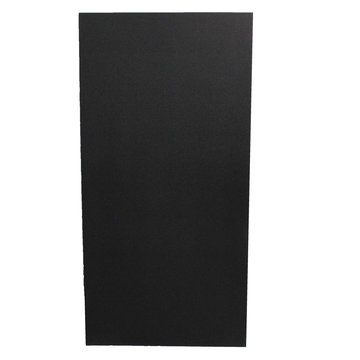 View larger image of HDPE Sheet, Black, 2 ft x 4 ft, 0.25 in. Thick