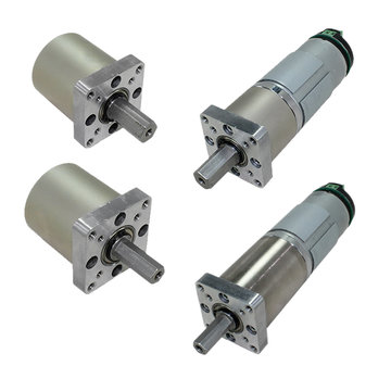 View larger image of PG Series Gearboxes