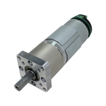 View larger image of PG27 Gearmotor, 0.375 in. Hex Output