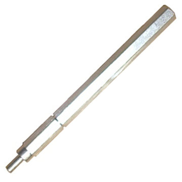 View larger image of Hex SS Long Wheel Shaft