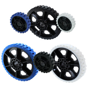 View larger image of HiGrip Wheels