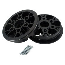8 in. Pneumatic Wheel Hub Assembly