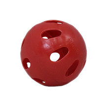 STEE-RIKE 3 Premium Training Baseball Red