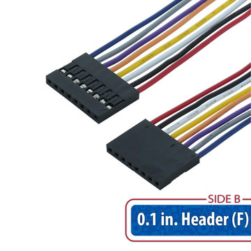 View larger image of Line Following Sensor Breakout Cable