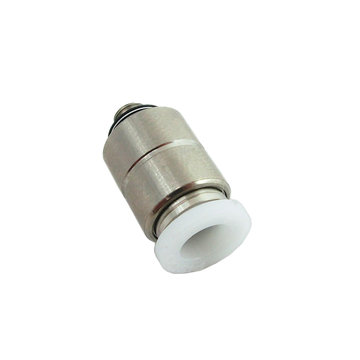View larger image of M5 / 10-32 Male Fitting to 1/4 in. press-in tube