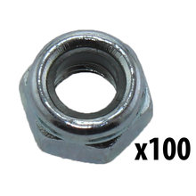 M5 Nylock Nut [Qty-100]