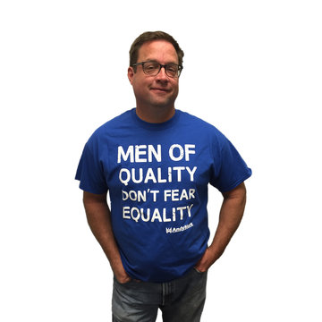 View larger image of Men of Quality T-Shirt