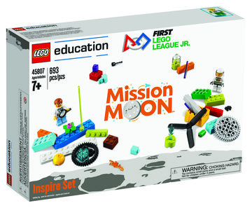 View larger image of Mission Moon: FLL Jr. Inspire Set 2018