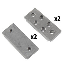 Modulox Servo Block and Back Block Pair