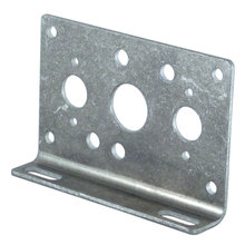 Motor Plate for CIM-Sim Gearbox