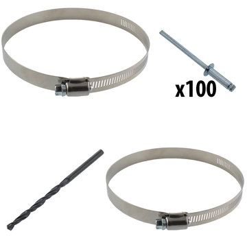 View larger image of Performance Wheel Tread Attachment Kit