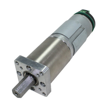 View larger image of PG977 Gearmotor 0.50 in. Hex Output Shaft 977:1 Reduction