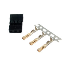 PWM Female Connector, Bulk Quantity