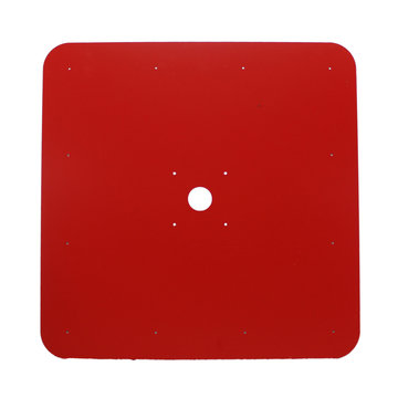 View larger image of Red EuroBoard 23 in. Square