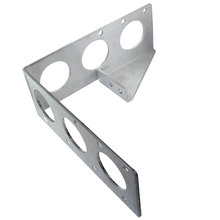 Rhino Track Drive Back Left Bumper Bracket