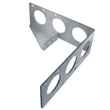 Rhino Track Drive Back Right Bumper Bracket