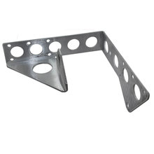 Rhino Track Drive Front Right Bumper Bracket