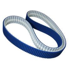 Blue Roughtop Nitrile Track Timing Belt
