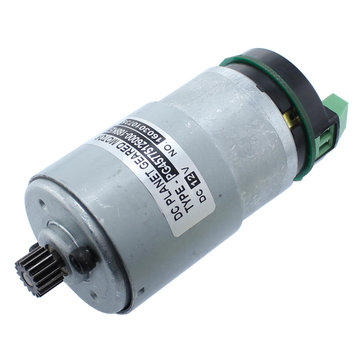 View larger image of RS775-5 Motor with Encoder for PG71 & PG188 Gearbox