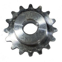 S25-16HA-375K Sprocket, 25 Series, 16 tooth, 375 Key Bore