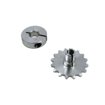 View larger image of 25 Series 16 Tooth 6mm Bore Aluminum Sprocket