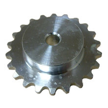 25 Series 22 Tooth .25 Round Aluminum Sprocket