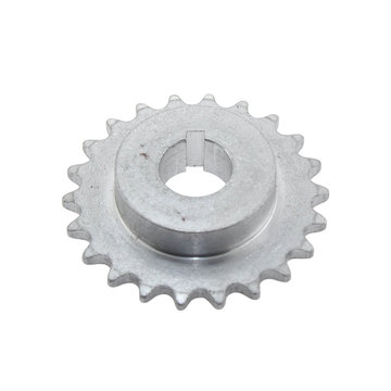 View larger image of 25 Series 22 Tooth .500 Aluminum Sprocket