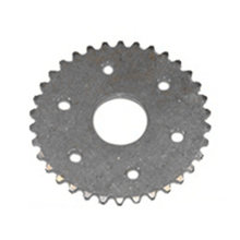 25 Series 34 Tooth Aluminum Sprocket