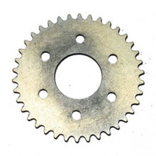 25 Series 38 Tooth Aluminum Sprocket