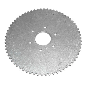 View larger image of S25-66L Aluminum Sprocket
