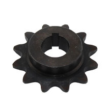 35 Series 12 Tooth Round Steel Sprocket