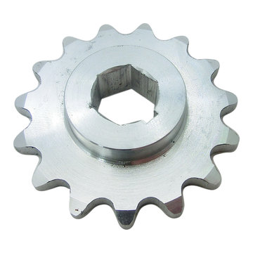 View larger image of S35-15H-500H Aluminum Sprocket