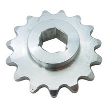 35 Series 15 Tooth 500 Hex Aluminum Sprocket