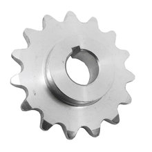 35 Series 15 Tooth 0.5 Round Aluminum Sprocket