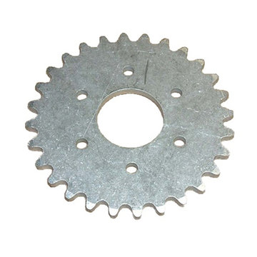 View larger image of S35-28L Aluminum Sprocket