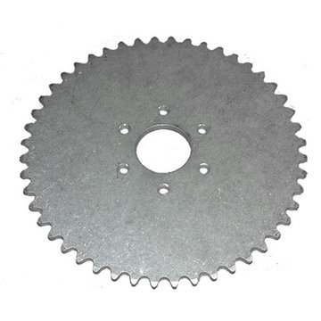View larger image of 35 Series 48 Tooth Round Aluminum Sprocket