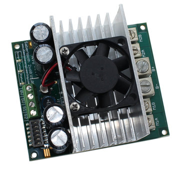 View larger image of Sabertooth Dual 60A Speed Controller