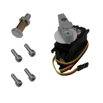 View larger image of Servo Shift Hardware Package