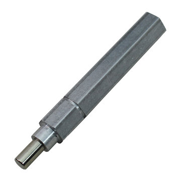 View larger image of Short 1/2 in. Hex Aluminum Output Shaft with Magnet for Toughbox Series