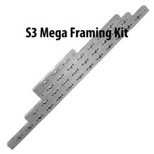 S3 Extrusion, Mega Framing Kit