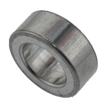 "0.25"" Long 0.382"" ID 0.625"" OD Aluminum Spacer"