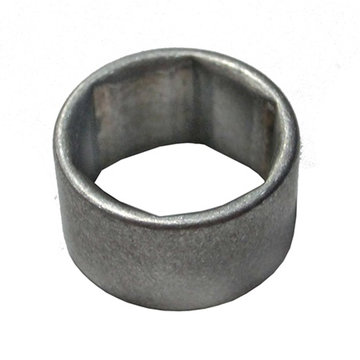 View larger image of Spacer, Aluminum, 1/2 in. Hex id, 0.655 in. od, 0.365 in. long