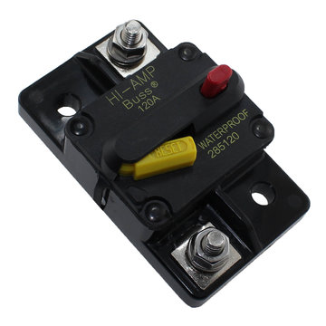 View larger image of Surface Mount 120A Breaker by Eaton Bussmann