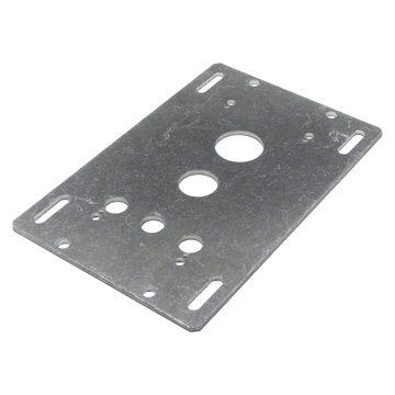 View larger image of Toughbox Micro Flat Shaft Plate