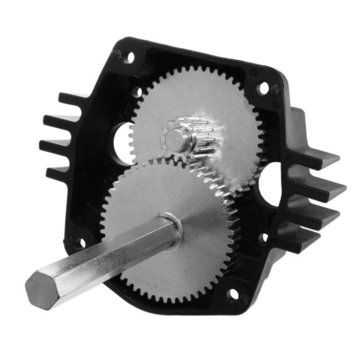 View larger image of Toughbox Mini, 12.75:1 Ratio, no Shaft Plate