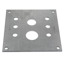 Toughbox Shaft Plate
