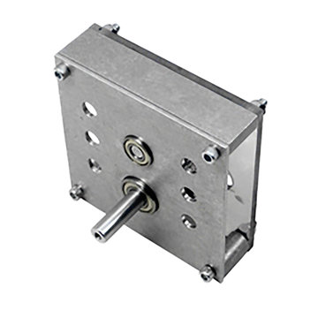View larger image of Toughbox Gearbox with 12.5:1 Ratio Optional Aluminum Gears