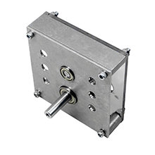 Toughbox Gearbox with 9.87:1 Ratio Steel Gears