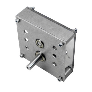View larger image of Toughbox Gearbox with 12.75:1 Ratio Steel Gears