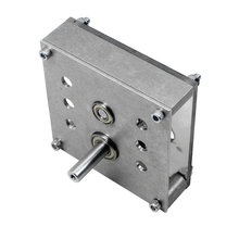 Toughbox Gearbox with 12.75:1 Ratio Steel Gears
